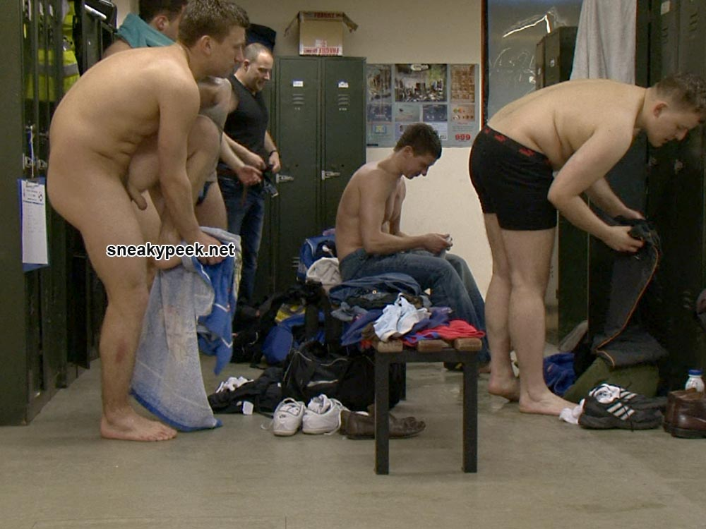 Police nude locker room pic 585