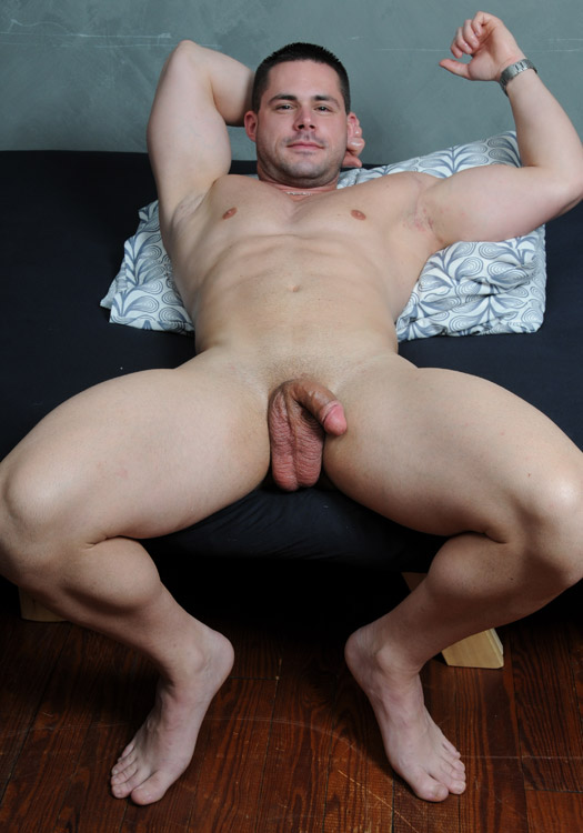 Nude handsome straight men gay in the heat