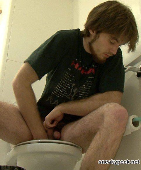 College Toilet Spycam