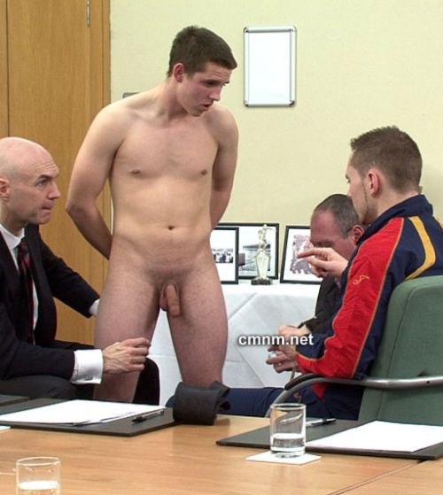 Young Footballer Stripped and Intimidated