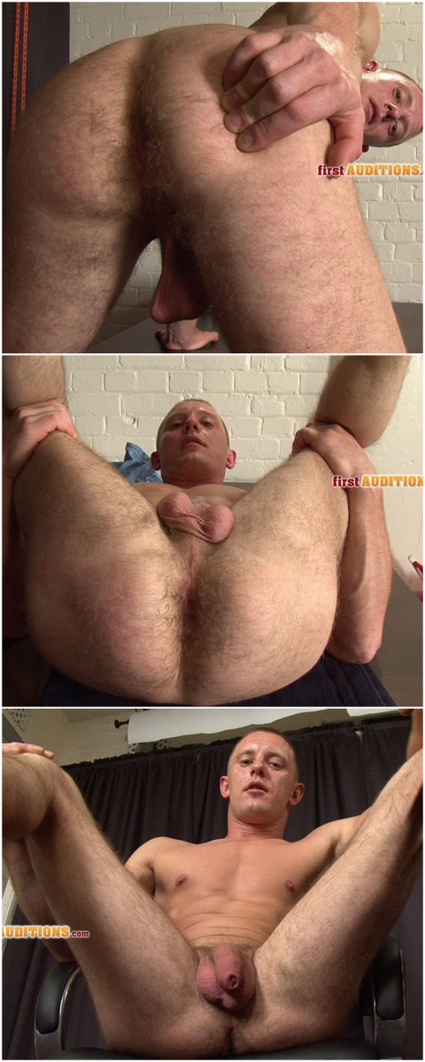 Straight male porn star auditions
