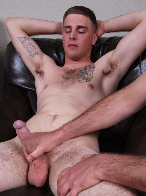 Straight boys jerk off