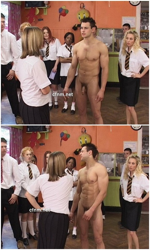 Humiliating Popular School Hunk James