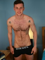 English Lads Footballer Hunk Jonas 5