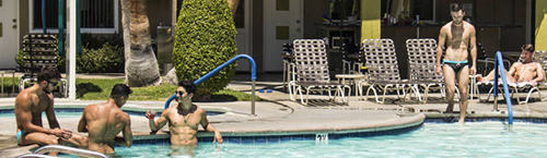 INNdulge - Palm Springs Gay Resort Hotel